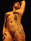 Nude in public on streets of las vegas